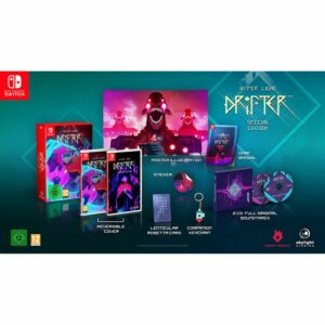 Featured Image Hyper Light Drifter for Nintendo Switch. Special Edition with Collector's Set in Abylight Shop