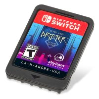 Game Cartridge Hyper Light Drifter for Nintendo Switch. Special Edition with Collector's Set in Abylight Shop